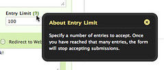Entry Limit