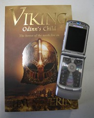 Authors A-Z: Tim Severin - Odinn's Phone.