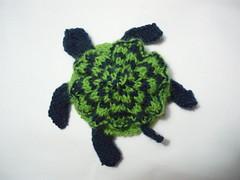 Sea Turtle pre felting