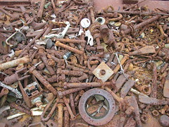 Rusty Bolts (dbro1206) Tags: junk rust rusty bolts decayed rouille