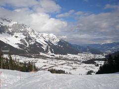 Ramsau from Rittersberg