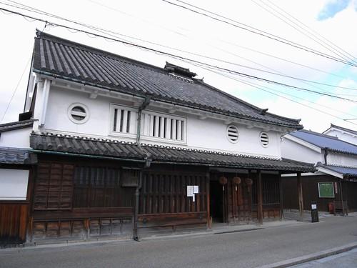 今井町-河合酒造さん