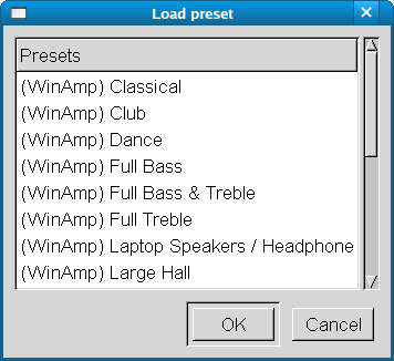 xmms_presets
