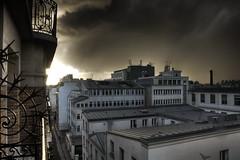 From my window (HDR) (Thibault Dangraux) Tags: roof sky paris france rain clouds buildings nikon pluie ciel nuages toit hdr urbanscape d300 immeubles 3xp photomatix tonemapping nikonist