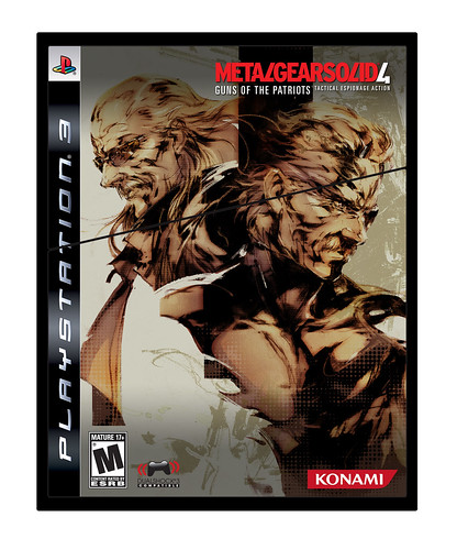 Metal Gear Solid 4 Special Edition