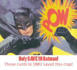 dmu save10 batman