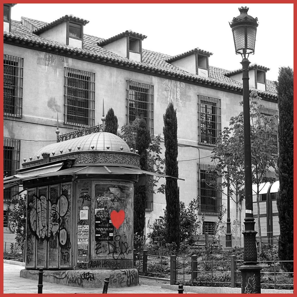 plaza de las comenda(love)ras
