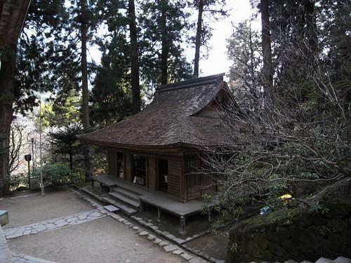 室生寺(弥勒堂)-12