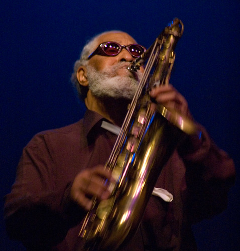 Sonny Rollins @ Morristown Community Theater