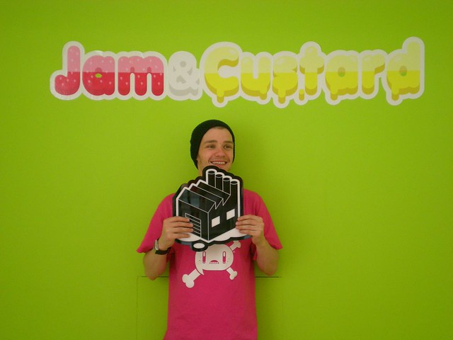 Me the factory the jam and the custard by JamFactory