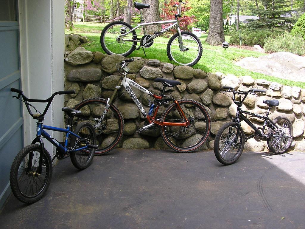 all my bikes 015
