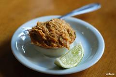 Huummm !!! (MSono) Tags: siri culinria comidatpica casquinha feiradosparabas baiodedois centrodetradiesnordestinas
