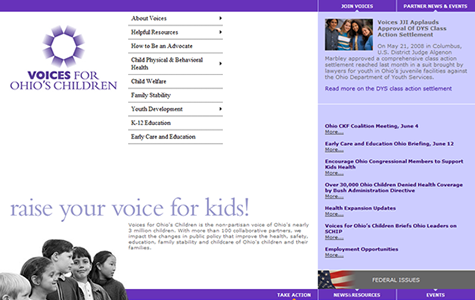 Voices for Ohio's Children