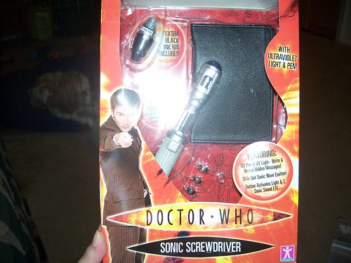 Sonic Screwdriver!!!