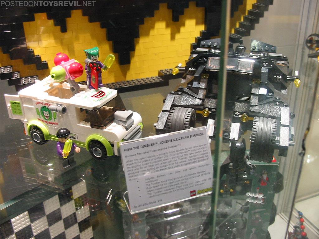 Seen Stcc08 Batman Lego Sets