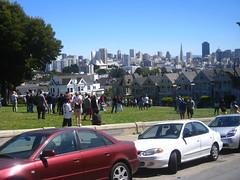 Full House Opening Park, San Francisco, California (la-perle) Tags: sanfrancisco fullhouse