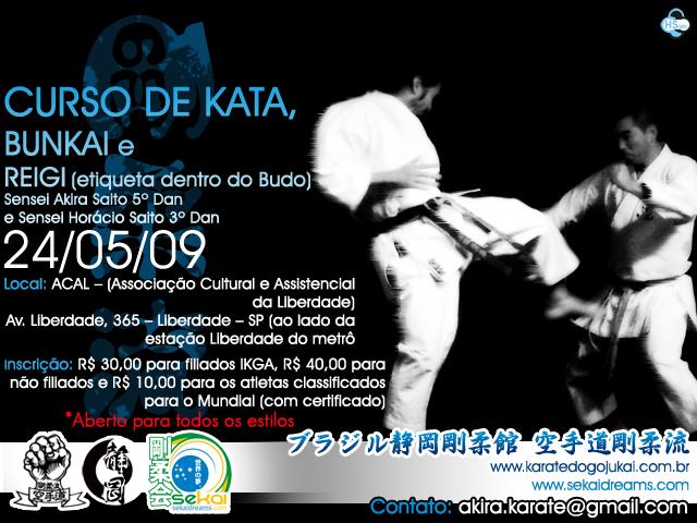 Curso de Karate