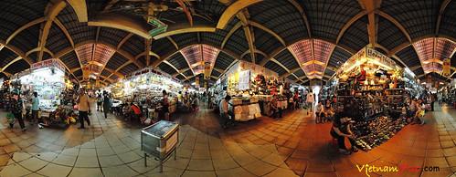 Ben Thanh Market, Vietnam 02
