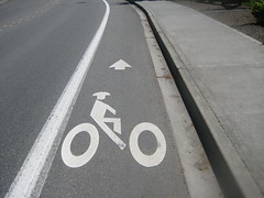 Recumbent bike lane?
