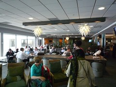 Air New Zealand Domestic Lounges