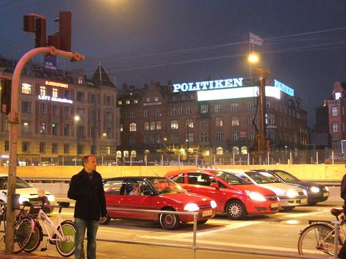 Rådhuspladsen, København