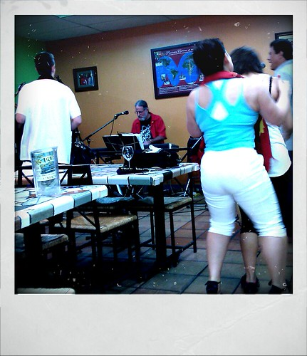 Live music, dancing and great food