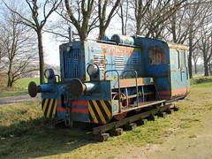 DR N4 voormalig rangeerlocje Liessel NBr (Arthur-A) Tags: netherlands train germany tren dr nederland zug db ddr brabant trein duitsland noordbrabant switcher shunter neerkant rangeerloc liessel
