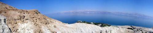 Dead sea view from Ein Gedi by Lelik, on Flickr