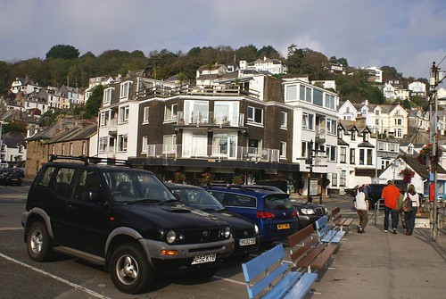 1603643550 6177cc9994 Car Park, Looe River, Cornwall (£4   cross river bridge east to west, up hill, turn right)