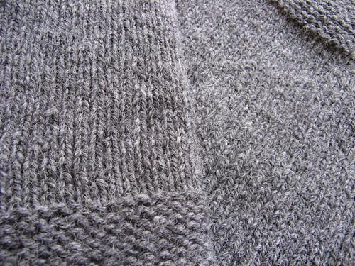 Cobblestone detail