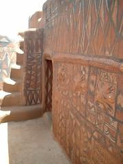 Village Kassena Sud Burkina Faso