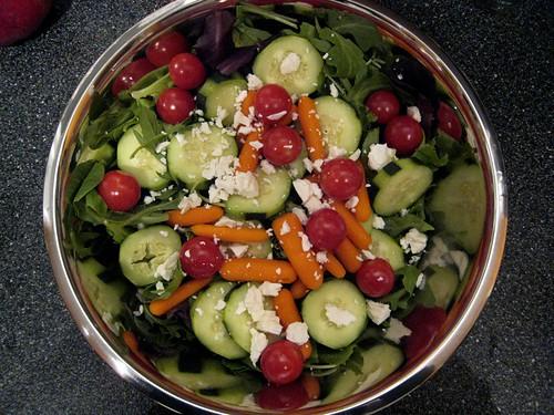 Essay Melting Pot Salad Bowl
