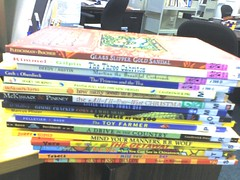New picture books, late October 2007