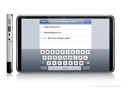 iPad Touch Email