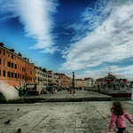 A Kid's view of Venice (Available for Licensing at GETTY Images)
