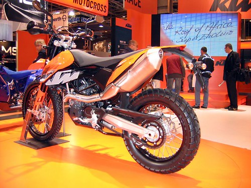 KTM 650 Enduro Motorcycle. Enduro motorcycle by KTM. Some tech specs: