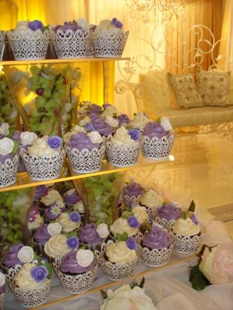 Weddings  @ Cups 'n' Cakes