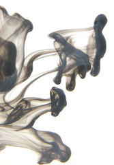ink in water (rticotropical) Tags: abstract art smoke inkinwater