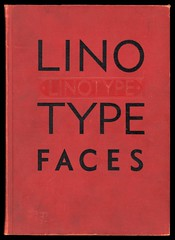 (Depression Press) Tags: lines typography book faces border type specimen linotype italic kenthenderson smallcaps depressionpress