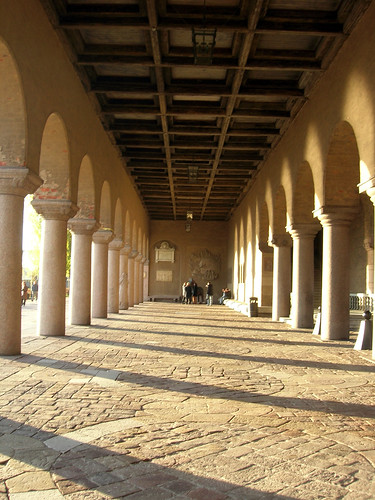 Arcades of Stockholm City Hall 1