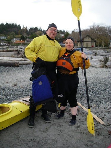 What The Well-Dressed Kayaking Couples are Wearing This Season