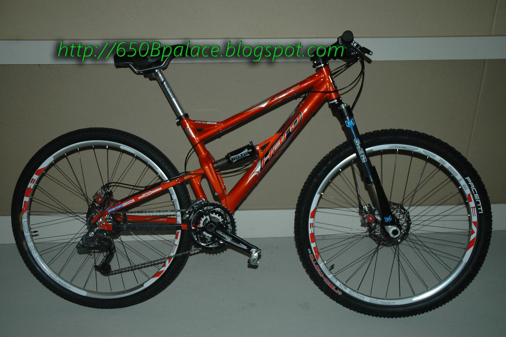 650B Sonix with Maverick SC32