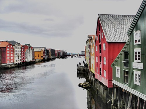 The Colours of Trondheim