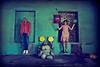 (Levan Kakabadze) Tags: bear pink orange colour male green yellow wall set female balloons georgia toy play chairs interior jumps batumi blueribbonwinner adjara cyrcus hangingjumps thedogbutwecallitbear sweeneyandlevan