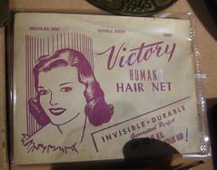 Victory Human Hair Net (8113)