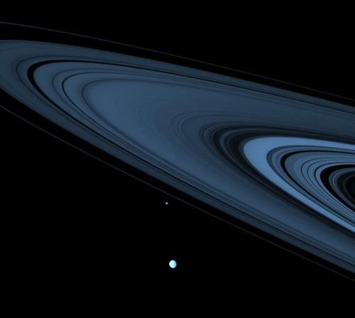 Cidadáns de Saturno (Mimas e Epimetheus)
