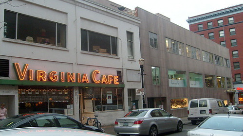 The Virginia Cafe and Zell's