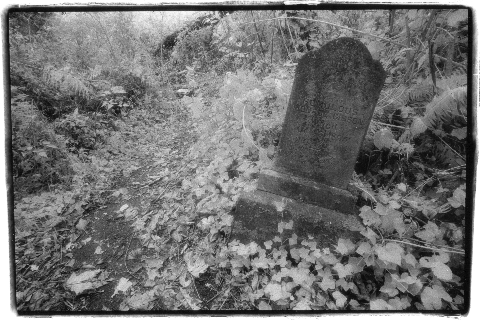 Franklin headstone 2 IR