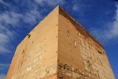 Mighty Alhambra. (Arun Jr) Tags: travel spain sony bluesky alhambra mighty alpha700 arunjrk