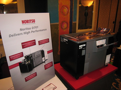 Noritsu High Performance Printer